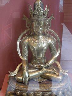 #Buddha British Museum, London U.K. by Cormaël Lia