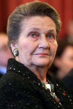 Simone Veil, Franse politica (89) overleden.
