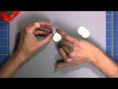 Tutorial on using Action Wobble Springs on cards and also making your own Action Wobbles!
