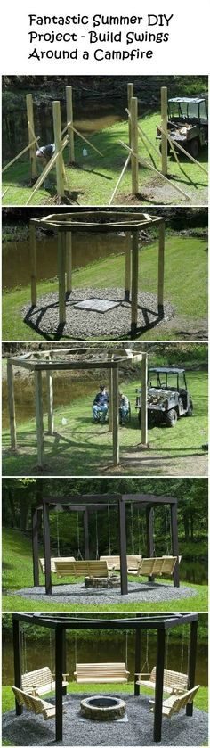 Love this! I would put a canopy on the top though :)