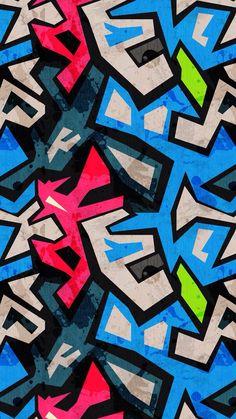 Graffiti Wallpaper Iphone, Phone Screen Wallpaper, Graphic Wallpaper, Cellphone Wallpaper, Colorful Wallpaper, Cool Wallpaper, Mobile Wallpaper, Pattern Wallpaper, Wallpaper Backgrounds
