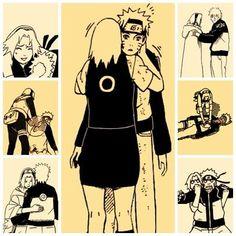 Sakura x Naruto manga moments Naruto Shippuden, Hinata, Boruto, Naruto Family, Naruto Couples, Anime Couples, Naruto E Sakura, Sakura Haruno, Haikyuu Anime