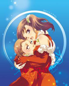 Nanatsu no Taizai Seven Deadly Sins Anime, 7 Deadly Sins, Pichu Pokemon, Manga Anime, Anime Art, Seven Deady Sins, 7 Sins, Happy Tree Friends, Diane