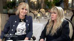 Chrissie Hynde and Stevie Nicks Chrissie Hynde, Brace Yourself, Rock Chick, Fleetwood Mac, Stevie Nicks, Singer, The Originals, Sunday, Touring
