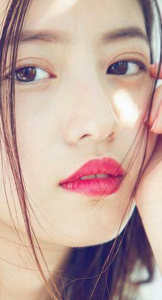 Beautiful Girl Photo, Beautiful Asian Women, Simply Beautiful, Girl Face, Woman Face, Blonde Actresses, Asian Model Girl, Oriental, Japanese Makeup