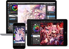 The official site for MediBang Paint, the free digital painting and manga creation software. You can download the latest version of MediBang Paint here, and get news and tutorials.