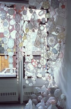 gems... Wow how can I make these? On a larger scale would be amazing