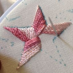 Dimensional  Embroidery - Tutorial                                                                                                                                                                                 More