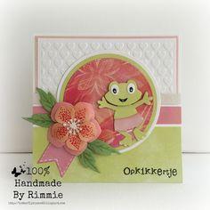 Handmade By Rimmie: juni 2016 Love Cards, Diy Cards, Handmade Cards, Marianne Design, Animal Cards, Folded Cards, Creative Cards, Making Ideas, Wedding Cards