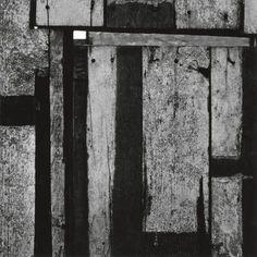 """Aaron Siskind, """"Peru 359"""" * """"Peru 222."""", 1983"""