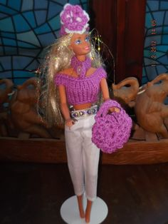 Handmade Outfit for Barbie Doll   SEE SPECIAL OFFER    (nannycheryl original)983 £3.00