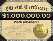 Publishers Clearing House -- Owners Certificate