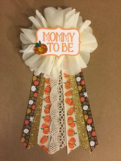 All Fall Pumpkin baby Shower pin mommy to be pin baby shower pin Ribbon Pin Corsage Glitter Mommy Mom Its a girl fall floral little pumpkin by afalasca on Etsy https://www.etsy.com/listing/538639528/all-fall-pumpkin-baby-shower-pin-mommy
