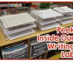 A Peek Inside My Writing Lab & Scentos Giveaway!