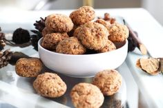 bymariamarisol – Hjemmelaget lakrisgodteri Gluten, Snacks, Cookies, Desserts, Food, Tapas Food, Biscuits, Appetizers, Meal