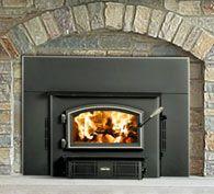 2700i wood insert - steel - by Quadra-Fire