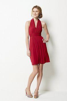 Watters Maids Dress 9558 | Watters.com  Floor Length Version