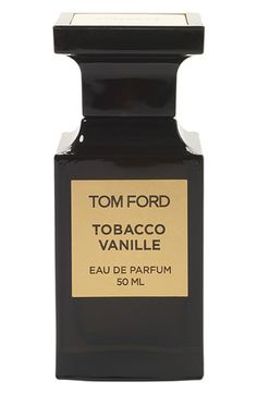 Tom Ford Tobacco Vanille. Amazing scent.