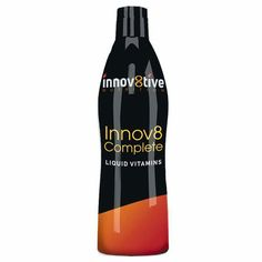 Innov8time Nutrition Complete Liquid Vitamins