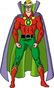Green Lantern Alan Scott (1970s)