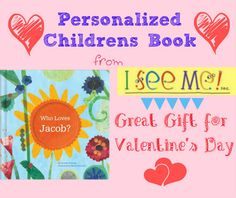 Personalized Children's Book from I See Me!