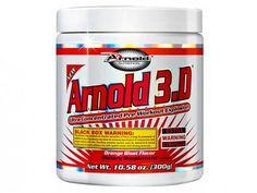 Pré-Treino Arnold 3D 300g Uva - Arnold Nutrition com as melhores condições você encontra no Magazine Pedrosabino0512. Confira!