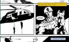 Comic book version of bin Laden raid to be released - Checkpoint Washington - The Washington Post