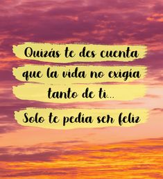 Inspirational Phrases, Motivational Phrases, Positive Phrases, Positive Vibes, Cute Quotes, Best Quotes, Happy Monday Quotes, Postive Quotes, Spanish Quotes