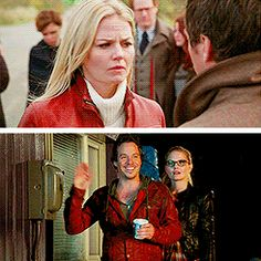 Once upon a time - Jennifer Morrison - Emma Swan - Michael Raymond-James - Neal Cassady- Bealfire - OUAT #SwanFire #SwanThief