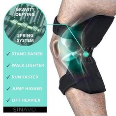 brace and both upper/lower straps are fully adjustable. Do they hurt? Our braces can be worn comfortably under or over pants without giving you a rash or burning sensation behind your knees. Mcl Injury, Things That Bounce, Cool Things To Buy, Knee Problem, Body Therapy, Sprain, Knee Brace, Lift Heavy, Knee Pain