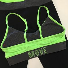 Lorna Jane MOVE Sports Bra Worn once. In perfect condition. Brand new. Size S. Comes with cups. No Paypal. No trades. No offers will be considered unless you use the make me an offer feature.     Please follow  Instagram: BossyJoc3y  Blog: www.bossyjocey.com Lorna Jane Tops