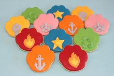 Paw patrol cookies by Miss Biscuit | Flickr - Photo Sharing!