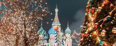 Direction Moscou pour Noël ! N'oubliez pas de passer par votre #bureaudechange