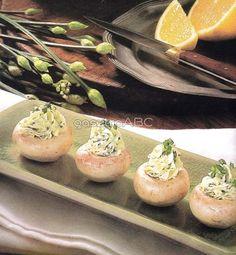 Sajttal töltött gombafejek | Receptek Baked Potato, Food And Drink, Potatoes, Baking, Ethnic Recipes, Potato, Bakken, Backen, Baked Potatoes