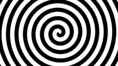 Black and white Hypnosis / Free stock footage - spiral and dots footage Colin Cloud, Moving Gif, Maze Design, Design Design, Free Stock Footage, Video Clips, Pop Art Wallpaper, Visualisation, Illusion Art