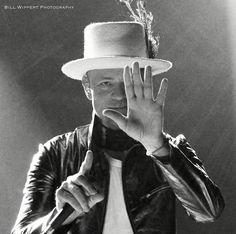 Gord Downie of The Tragically Hip in London, Ontario August 8, 2016