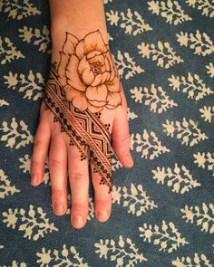 Floral Peony Mehndi Henna Design by Henna Soul Norwich Pakistani Mehndi Designs, Floral Henna Designs, Hena Designs, Mehndi Designs Book, Mehndi Designs For Girls, Modern Mehndi Designs, Wedding Mehndi Designs, Beautiful Henna Designs, Latest Mehndi Designs