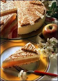 Francouzský jablkový dort Tiramisu, Cheesecake, Detail, Ethnic Recipes, Cheesecake Cake, Cheesecakes, Tiramisu Cake, Cheesecake Bars