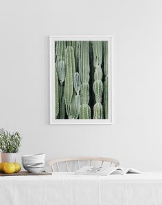 Cactus, posters in the group Posters & Prints at Desenio AB (8539)