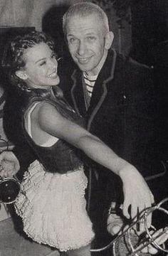 Kylie and John Paul Gaultier