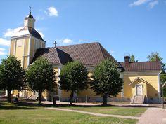 Hausjärven kirkko