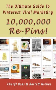 10,000,000 Re-Pins, The Ultimate Guide To #Pinterest Viral Marketing. http://www.serverpoint.com/ #socialmedia
