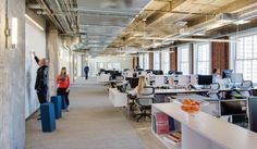Perch from Davis Furniture in the Software AG – San Francisco Offices