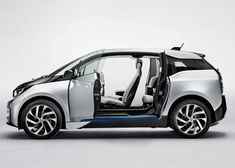 BMW i3 I01 Electric 2014-present Custom Tailored Fit Car Mats
