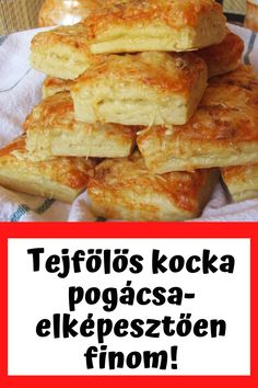 Dessert Drinks, Dessert Recipes, Hungarian Recipes, Baking And Pastry, Quiche, Cheap Meals, Winter Food, Bakery, Good Food