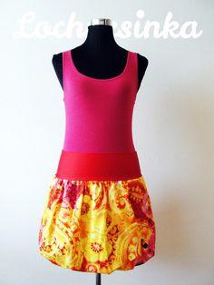 NESSIE IN BLOOM žlutá Inka, Bloom, Summer Dresses, Fashion, Moda, Summer Sundresses, Fashion Styles, Fashion Illustrations, Summer Clothing