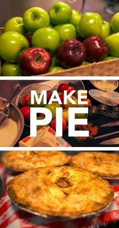 Don't be afraid of using different kinds of apples in the same pie. Ice cream or a sharp cheddar cheese can be served with the warm pie.