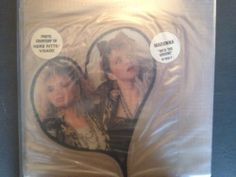 Madonna Into The Groove PICTURE DISC SHAPED Mint MDNA W8934P