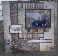 A Project by Niniscraps from our Scrapbooking Gallery originally submitted 05/11/12 at 02:06 PM