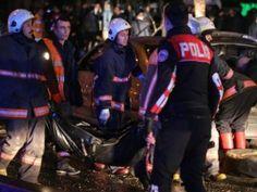 Explosión en pleno centro de Ankara deja casi 30 muertos